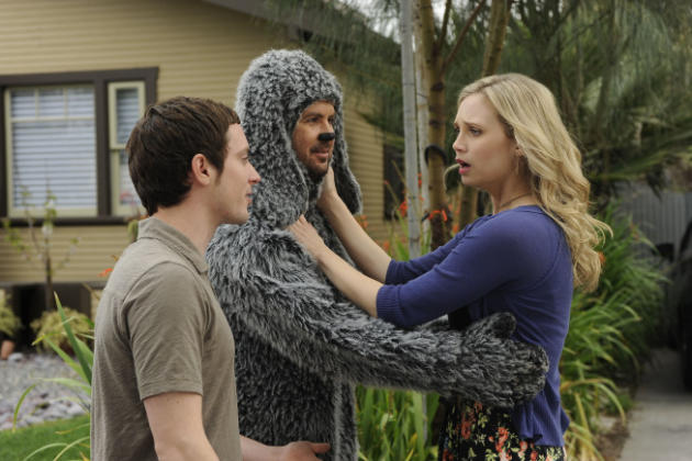 Ryan, Wilfred and Jenna