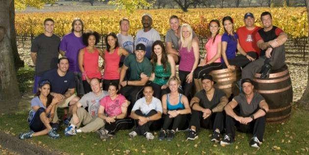 The Cast of The Amazing Race