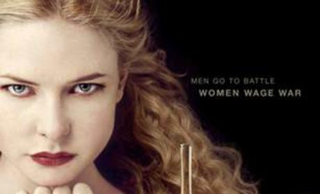 The White Queen Key Art: Unveiled!