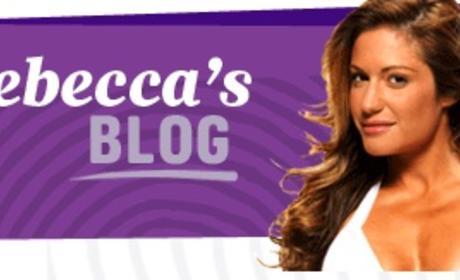 Rebecca Cardon Blogs About Work Out Season Finale