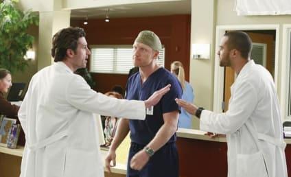 Grey's Anatomy Caption Contest 354