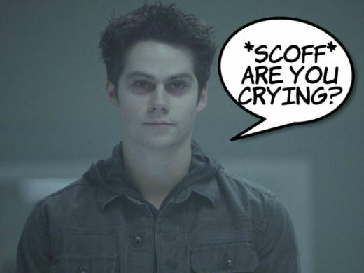 Teen Wolf Cry