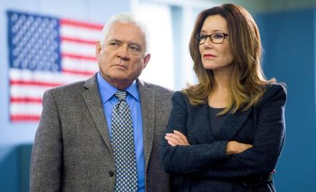 The Diamond Thief - Major Crimes