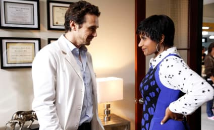 James Franco on The Mindy Project: First Look!
