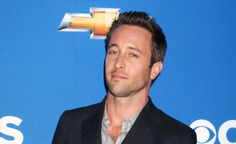 Alex O'Loughlin Pic