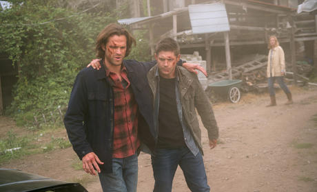 Brothers together in the fight - Supernatural Season 11 Episode 4