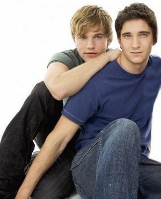 Luke and Noah Photo
