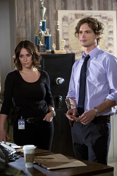 Kate Callahan Debuts - Criminal Minds