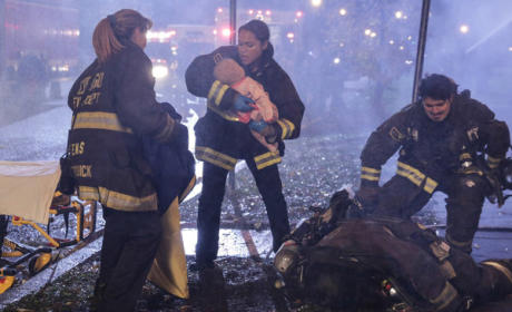 Chicago Fire Review: Casey's Fate