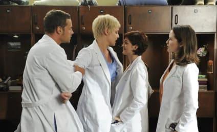 Grey's Anatomy Caption Contest CLXXX