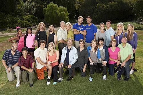 The Amazing Race 21 Cast