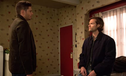 Supernatural Photo Preview: Valentine's Day with the Winchesters