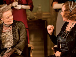 Dowager Countess vs. Martha Levinson