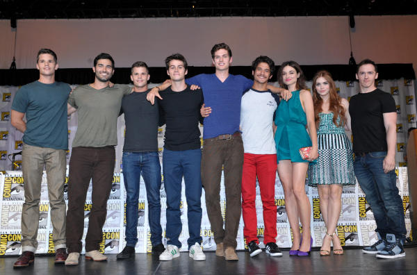 Teen Wolf at Comic-Con