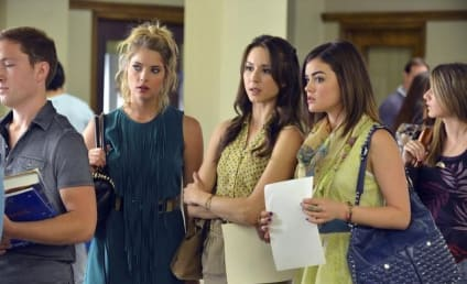 Pretty Little Liars Review: Game On