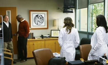 Grey's Anatomy Spoilers: The Return of Thatcher