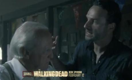 The Walking Dead 2012 Premiere Clip: SOB, They're Alive...