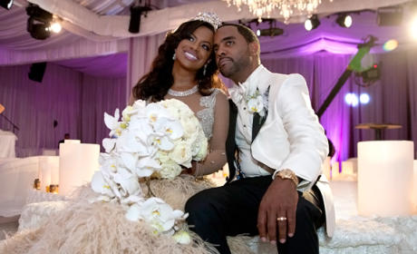 Kandi's Wedding Photo