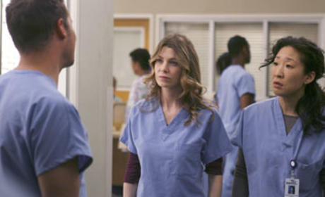 Grey's Anatomy Caption Contest LXVIII