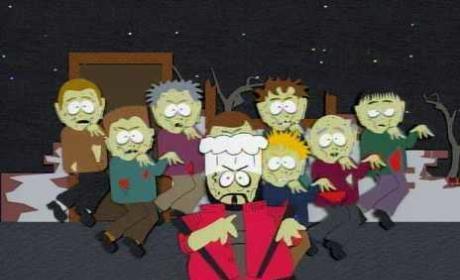 Zombie South Park