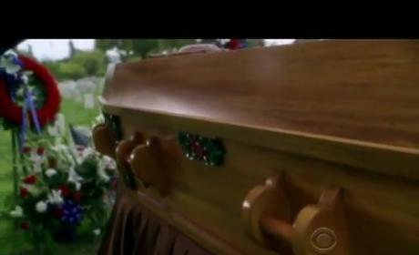 NCIS Season 8 Finale Clip - Mike Franks' Funeral