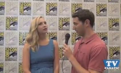 TV Fanatic Talks to Candice Accola: Comic-Con Exclusive!
