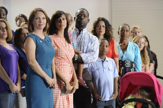 Army Wives Stars