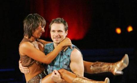 Cheryl Burke and Drew Lachey: Not Boinking