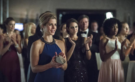 Supportive Partner - Arrow Season 4 Episode 7