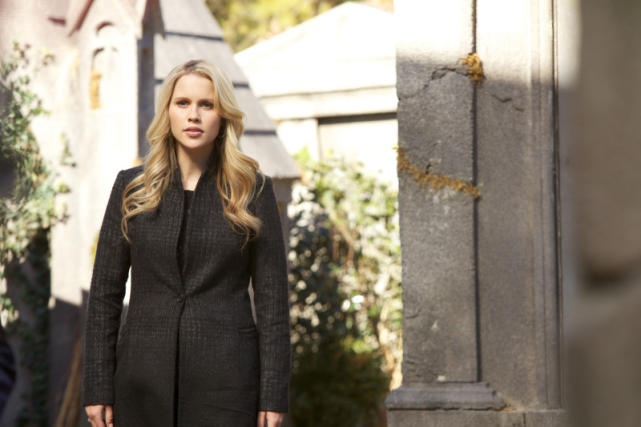 Rebekah Stands Alone