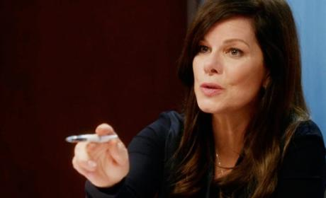 Marcia Gay Harden Cast on How to Get Away with Murder