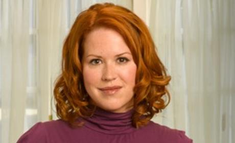 The Not So Secret Pregnancy of Molly Ringwald