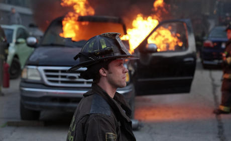 Chicago Fire Season 3 Episode 22 Review: Category 5