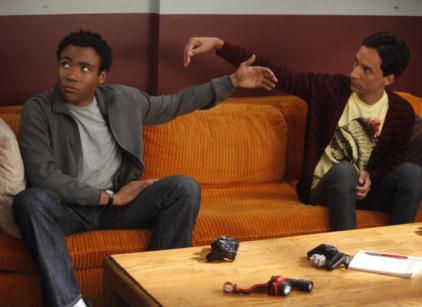 Watch Community Season 2 Episode 18 Online