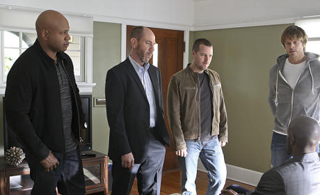 NCIS: Los Angeles Review: Blind-sided