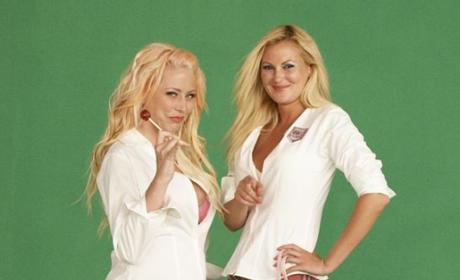 Brandi and Megan