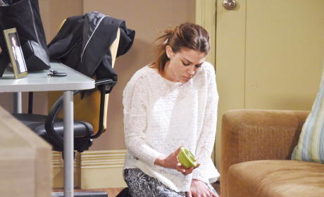 Abigail Ponders Chad's Guilt - Days of Our Lives