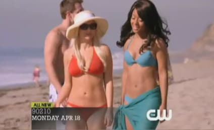"""Extended 90210 Preview: """"The Enchanted Donkey"""""""