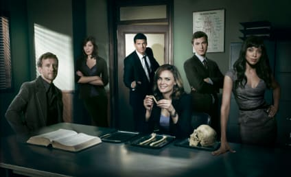 Bones Spoilers Galore: A Marriage Proposal, Dueling Snipers, Emotional Brennan, Friction With Hannah and ... Newman!