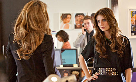 Mischa Barton in The Beautiful Life