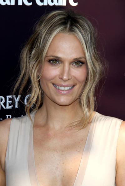 Molly Sims royal pains
