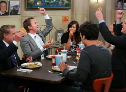 Watch How I Met Your Mother Season 4 Episode 2 Online