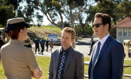 Franklin & Bash Review: Over Their Heads