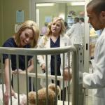 Hilarie Burton on Grey's