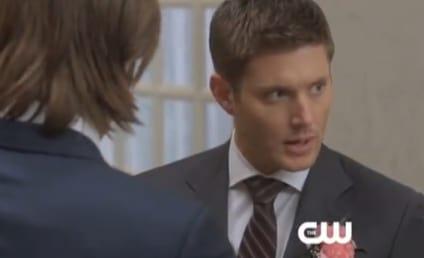 Supernatural Sneak Peek: Here is the Groom!