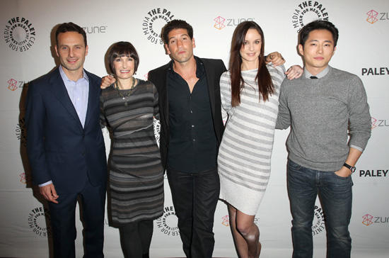 The Walking Dead Cast Pic