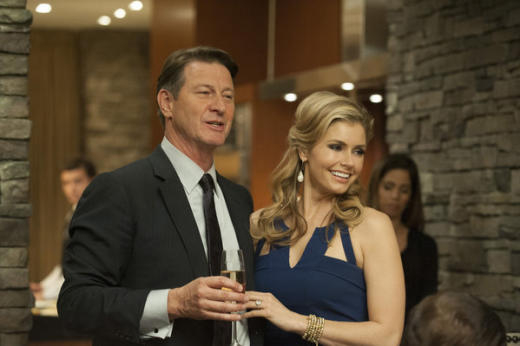 Brett Cullen on Devious Maids