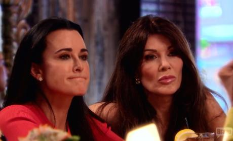 Gossiping Housewives - The Real Housewives of Beverly Hills