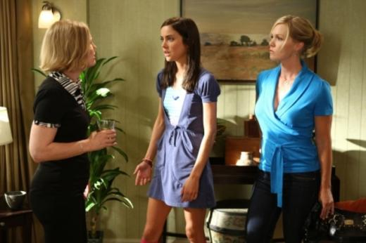 Ann Gillespie on 90210