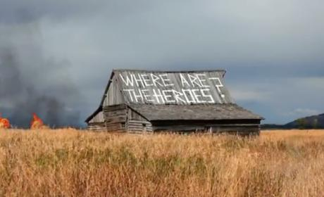 Heroes Reborn: First Trailer Delivers the Extraordinary!